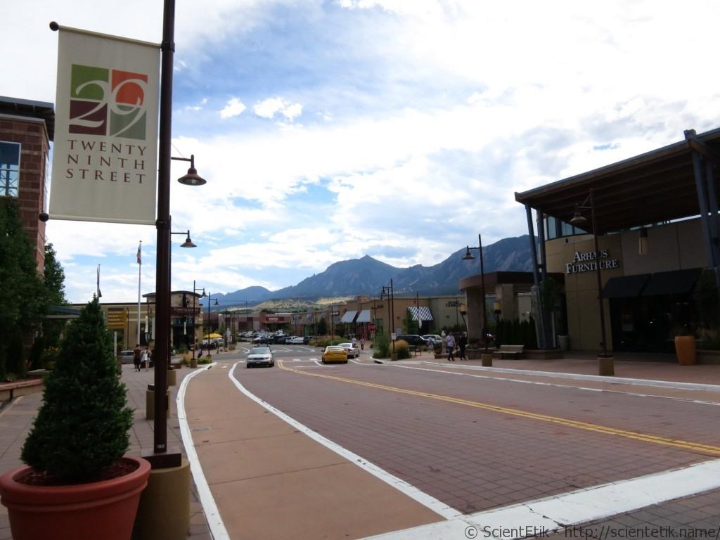 Boulder CO malls