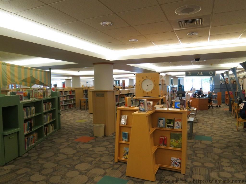 Denver Public Library  4 kids