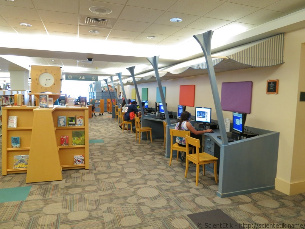 Denver Public Library 4 kids 2