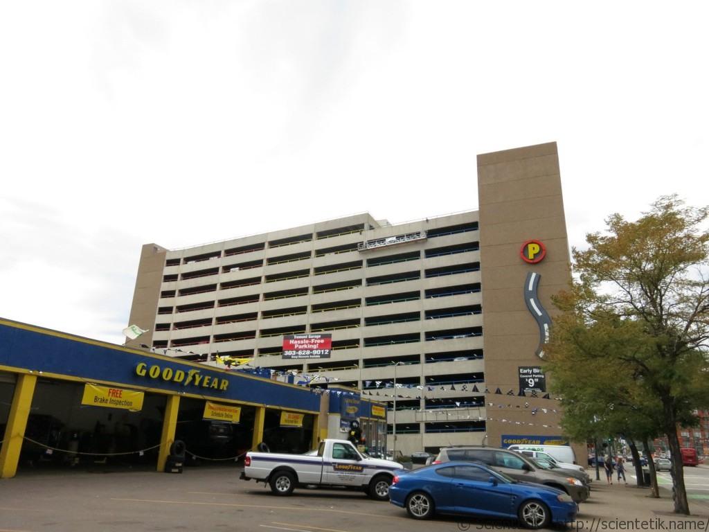 Denver CO parking